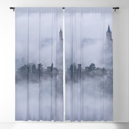 Serene morning Blackout Curtain