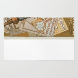 Vintage poster - Prince of Tatters Rug