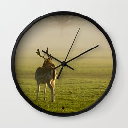 Don't look back Wall Clock
