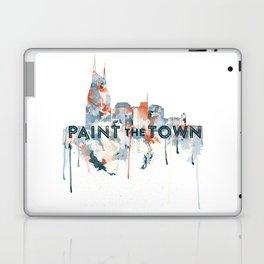 + Nashville Skyline + Laptop & iPad Skin