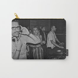 The Disc Jockey (Pt. 3 - Nicholas) Carry-All Pouch