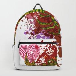 Scorpio in Love Backpack