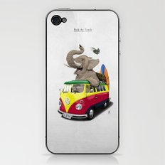 Pack the Trunk iPhone & iPod Skin