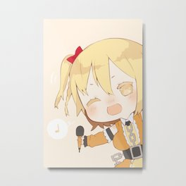 Momo [KagePro Collectibles] Metal Print
