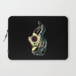 Space Enlightenment Laptop Sleeve