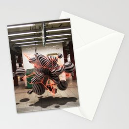 Fractal FORM | Subway | NYC Stationery Cards