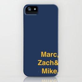 Memphis Grizzlies iPhone Case