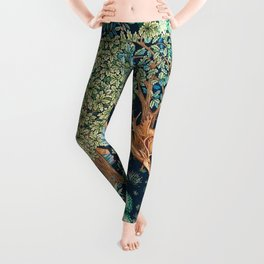 "William Morris ""The Brook"" Leggings"