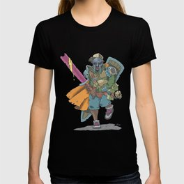 Dungeons & Dragons & DOOM T-shirt