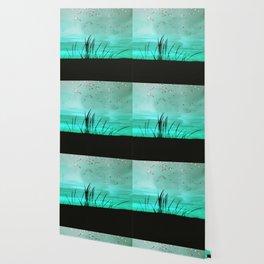 seagrass at sunrise Wallpaper