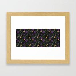 butterfly temp* Framed Art Print