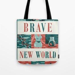 Brave New World Tote Bag