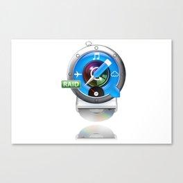 Super-Mac Canvas Print