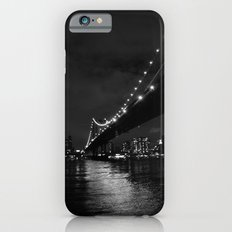 Manhattan Night Black & White Slim Case iPhone 6s