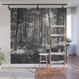 The Forest Wall Mural