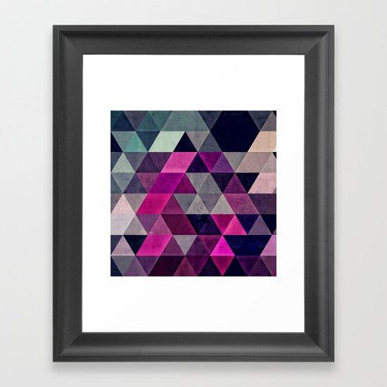 hylyoxrype Framed Art Print