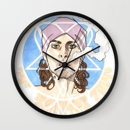 I Know Where I Belong. Away From Your Gods. Wall Clock