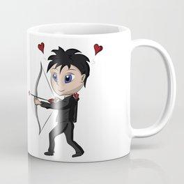 Cupid Chibi Malec Coffee Mug
