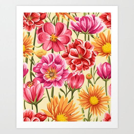 Flower Power vol.2 Art Print