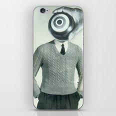 Turn of the Green iPhone & iPod Skin