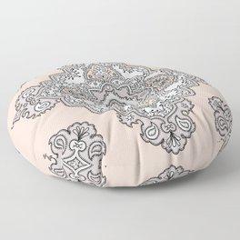 Flourish 1 Floor Pillow