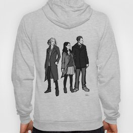 elementary: the diabolical kind Hoody