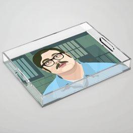 Mindhunter Ed Kemper Acrylic Tray