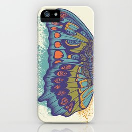 Butterfly Life Cycle iPhone Case