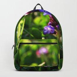 Flowers In the Meadow Backpack