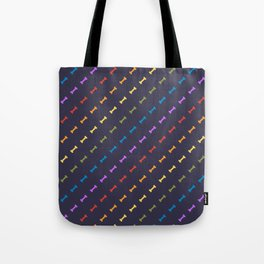 Rainbones Tote Bag