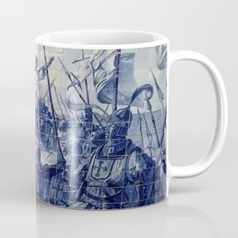 Portuguese Historical Art Coffee Mug