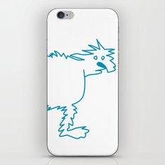 Ice Dog iPhone & iPod Skin