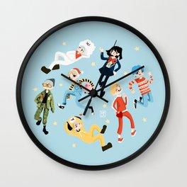 BTS x Yoongi x Suga Wall Clock