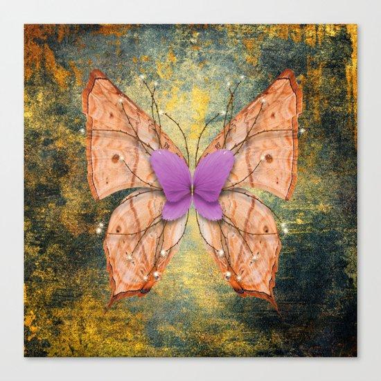 da wings Canvas Print