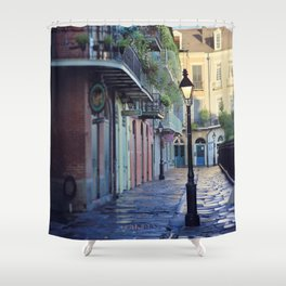 New Orleans - Dawns Early Light Shower Curtain