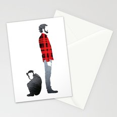 Distant relatives Stationery Cards