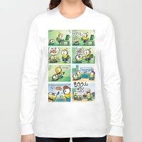 minion Long Sleeve T-shirts featuring Minion by Duitk