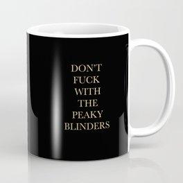 Peaky Blinders Coffee Mug
