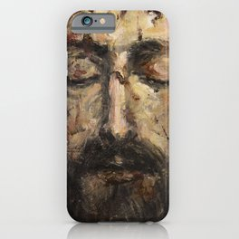 Holy Face iPhone Case