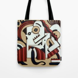 Kaotica 12 Tote Bag
