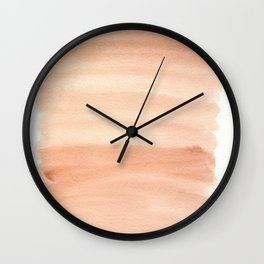 Swatches 2 Wall Clock