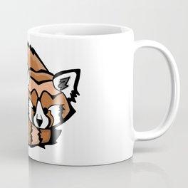Red Panda   Animal Series   DopeyArt Coffee Mug