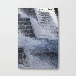Water12 Metal Print