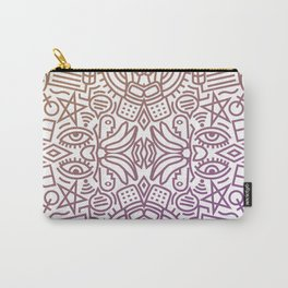 Decorative Pattern 2 Carry-All Pouch