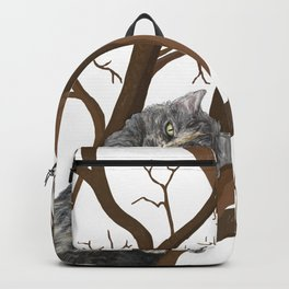 Tree Cat Backpack