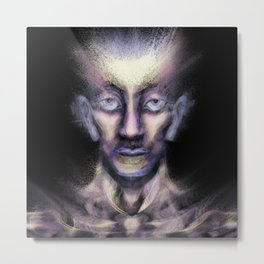 AEON: Mind = Blown Metal Print