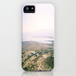 Masada Overlook  iPhone Case