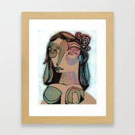 muse1 Framed Art Print