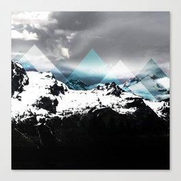 Mountains IV Canvas Print