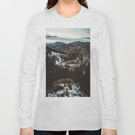 Rocky Mountain Solitude Long Sleeve T-shirt